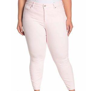 NWT NYDJ Alina Twill Ankle Skinny Jeans